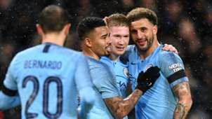 Kevin De Bruyne Manchester City Burnley