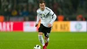 Mario Götze DFB Germany 2018