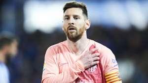 Lionel Messi Barcelona 2019