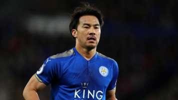 Shinj Okazaki Leicester City 2018-11-28
