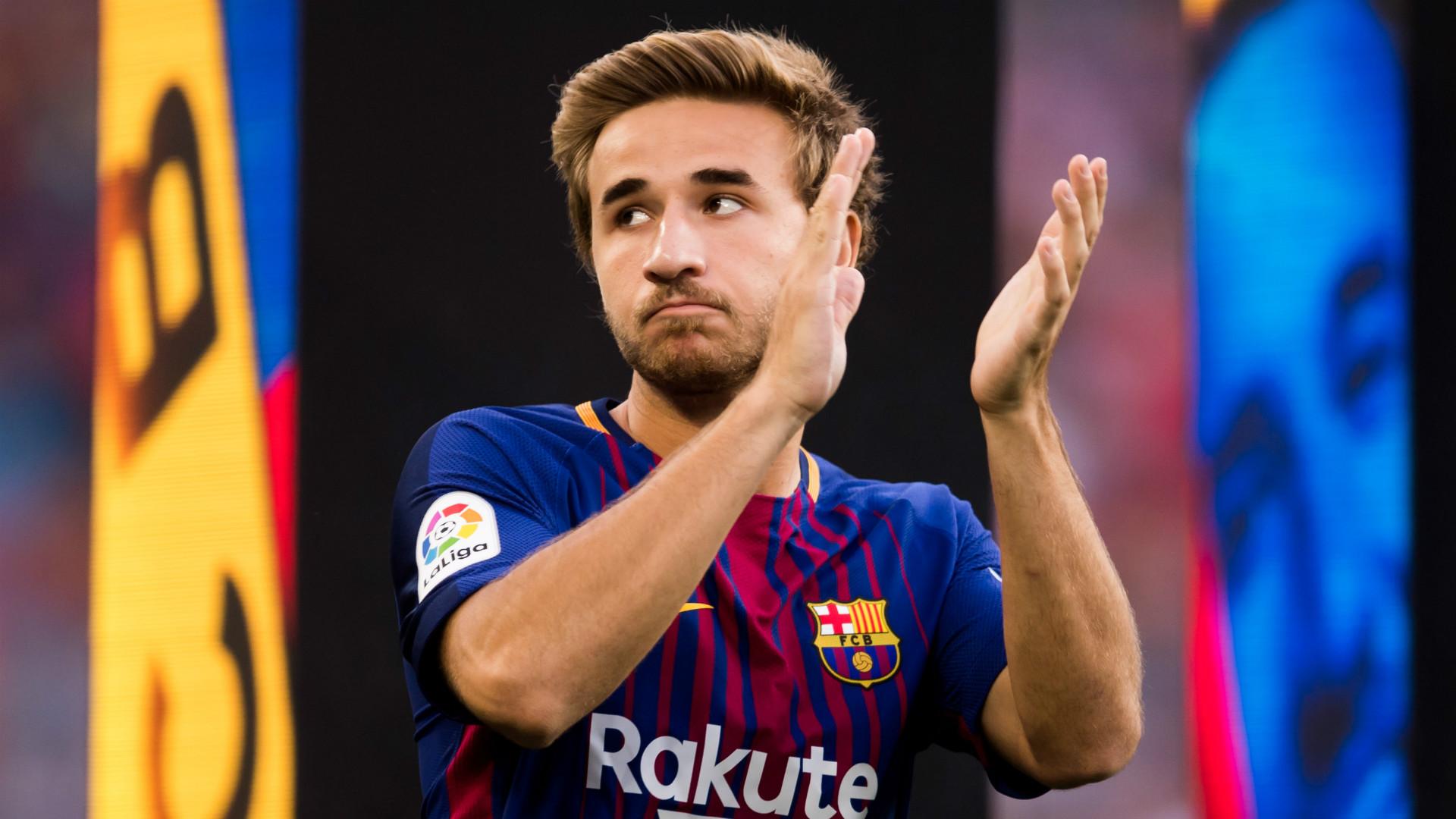 Sergi Samper rescinds Barcelona contract