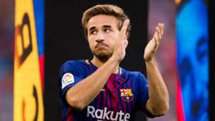 Sergi Samper Barcelona 2018-19