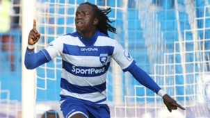 AFC Leopards striker Allan Kateregga.