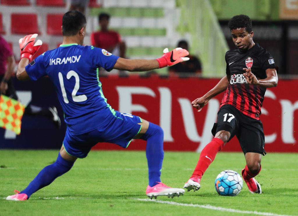 Al Ahli vs Al Jazira