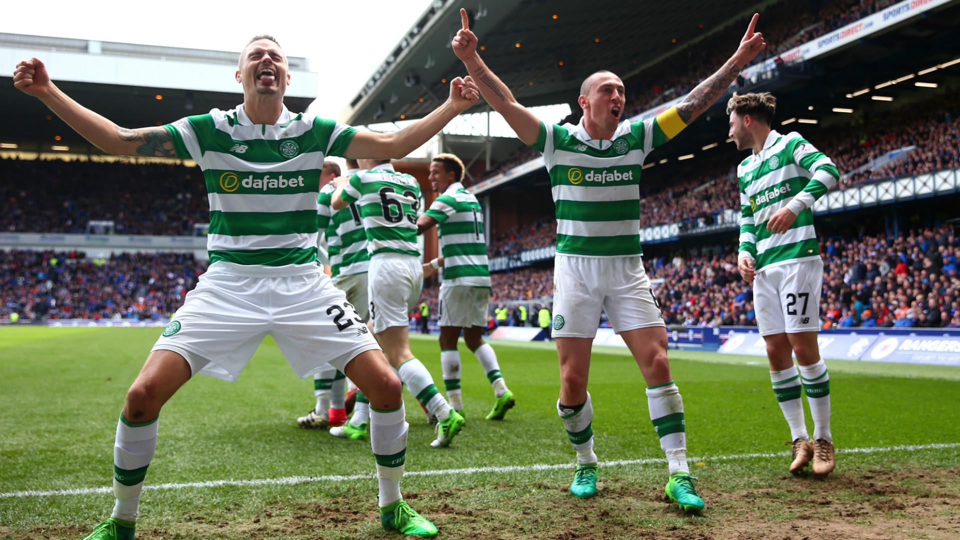 Scott Brown Celtic 2016-17