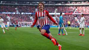 GRIEZMANN Atletico Madrid Real Madrid LaLiga