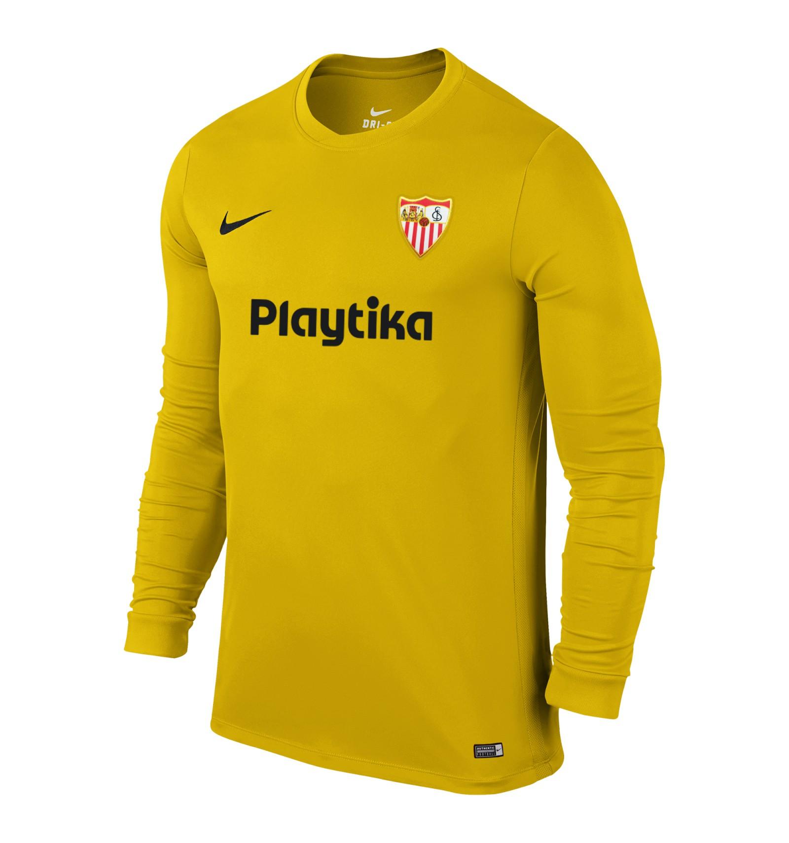 Camiseta portero Sevilla