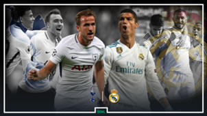 GFX Real Madrid Tottenham
