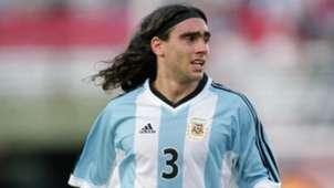 Juan Pablo Sorin Argentina