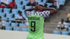 Desire Oparanozie - Nigeria