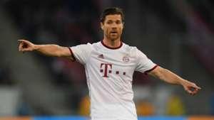 Xabi Alonso Bayern München 04042017