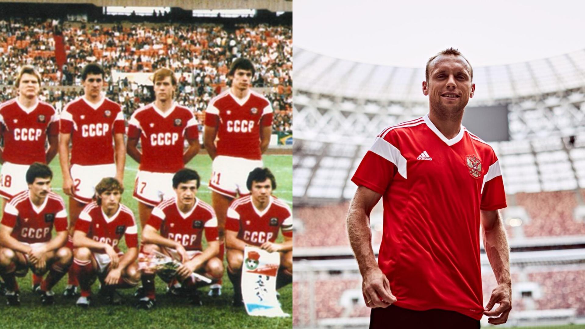 Rusia 1988-2018