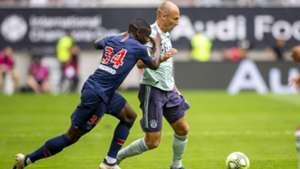 ONLY GERMANY Arjen Robben Stanley Nsoki Bayern Munchen PSG ICC 21072018