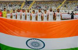 India Thailand Asian Cup 2019
