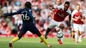 Arsenal West Ham Aubameyang Masuaku 25082018