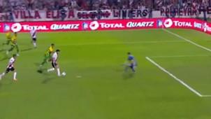 Ignacio Scocco River Defensa y Justicia Copa Argentina 07102017