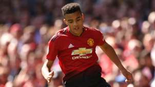Mason Greenwood Manchester United 2018-19