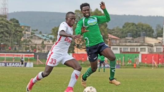 Ulinzi Stars v Thika United