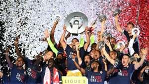 Radamel Falcao Monaco campeón Ligue 1
