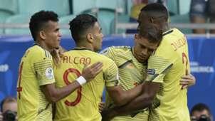 Colombia celebrate 2019