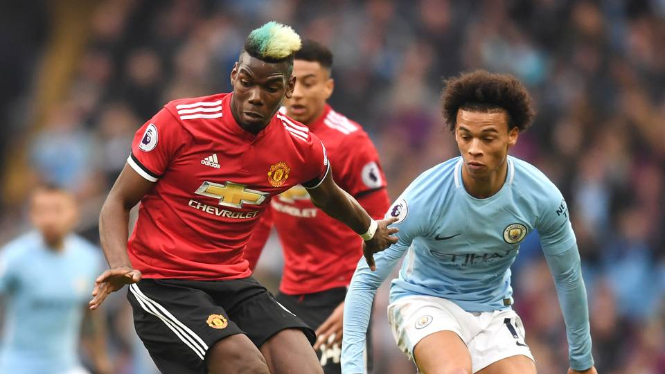 Pogba's price has gone up after Man City heroics, says Mourinho