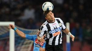 Floro Flores Napoli Udinese