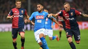 Genoa-Napoli 1