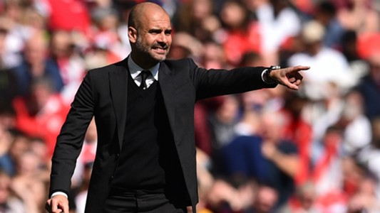 Pep Guardiola Manchester City FA Cup