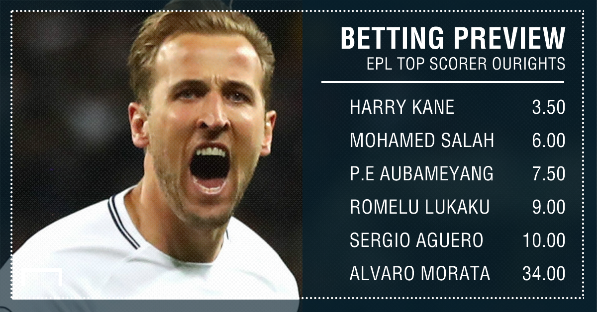 EPL Outrights top scorer PS