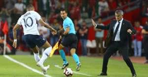 Kylian Mbappe Senol Gunes Turkey France UEFA European Qualifications 06/09/19