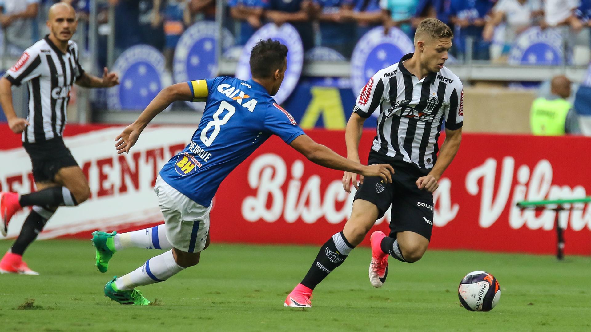 Marlone Henrique Cruzeiro Atlético-MG Campeonato Mineiro 30042017