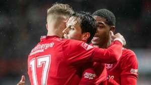 Javier Espinosa, FC Twente - Noordwijk, KNVB Beker 10302018