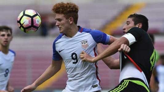 Josh Sargent USA Under-17