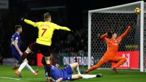 Watford Deulofeu Chelsea Premier League 05022018