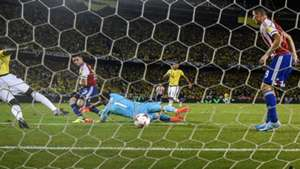 Colombia David Ospina Paraguay Eliminatorias