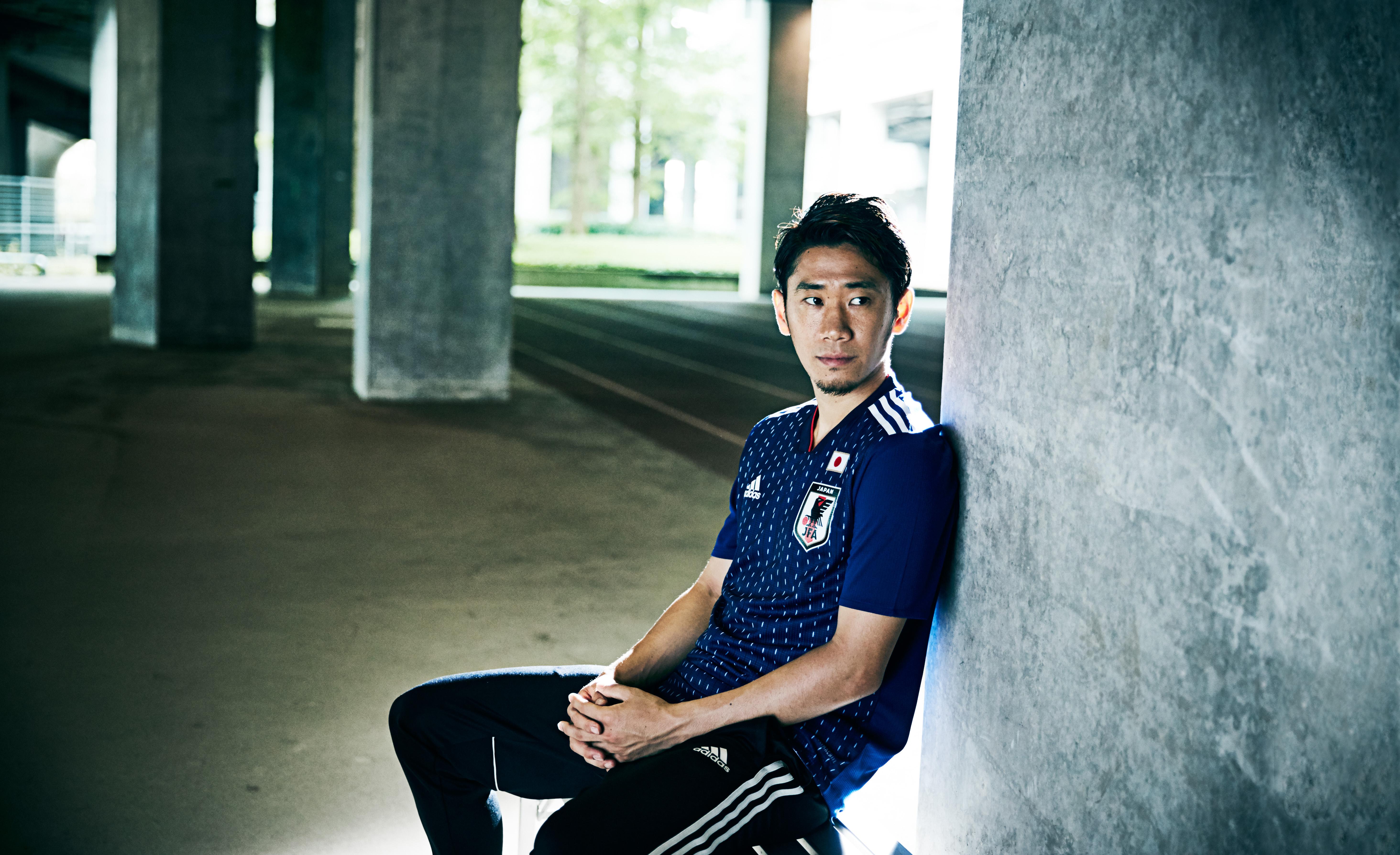 Shinji Kagawa, Japan