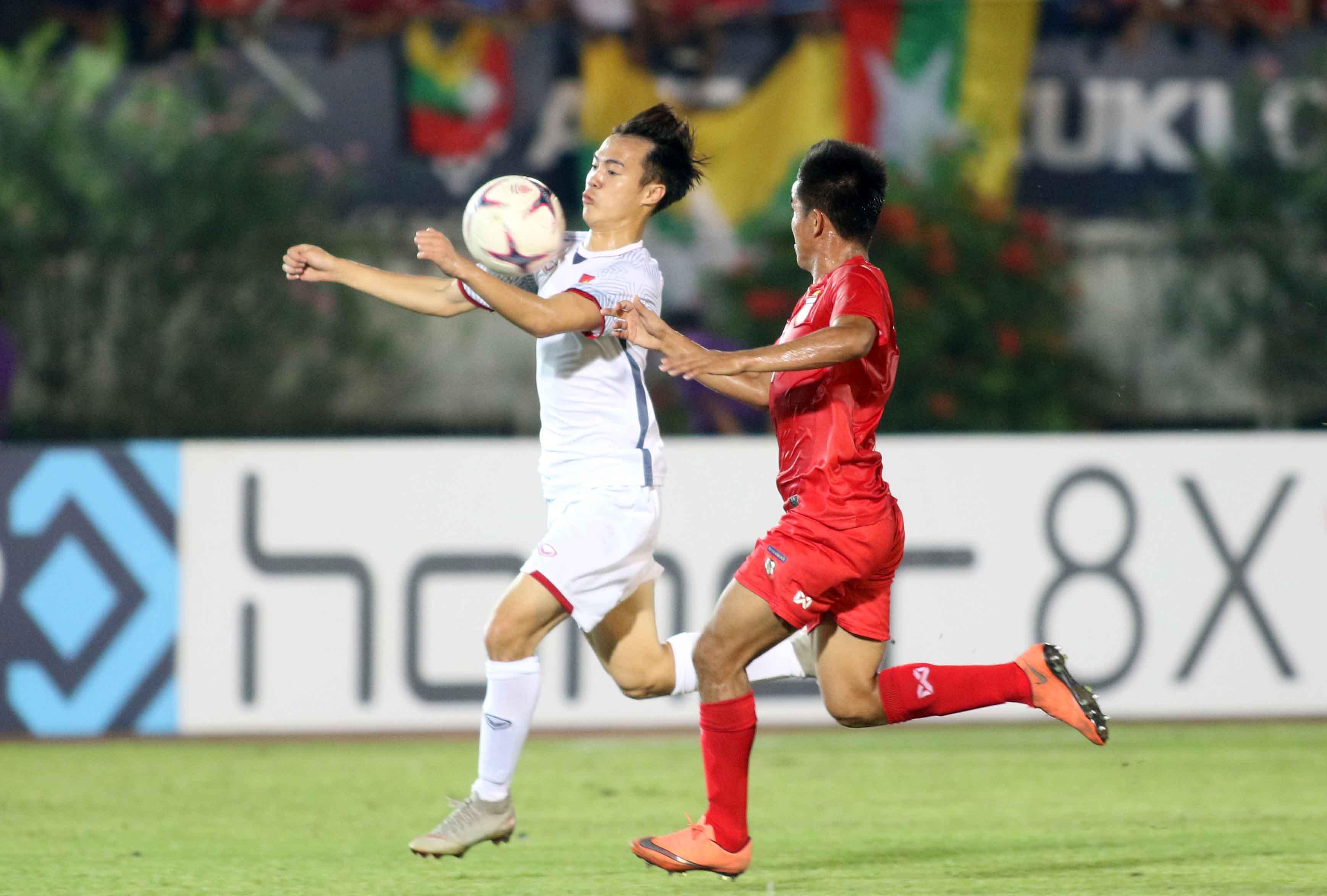 Văn Toàn 02- Myanmar vs Việt Nam AFF Suzuki Cup 2018