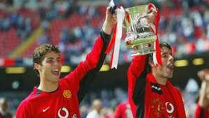 Cristiano Ronaldo Manchester United 2004