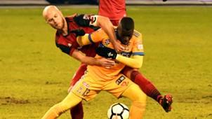 Michael Bradley Enner Valencia Toronto FC Tigres CONCACAF Champions League