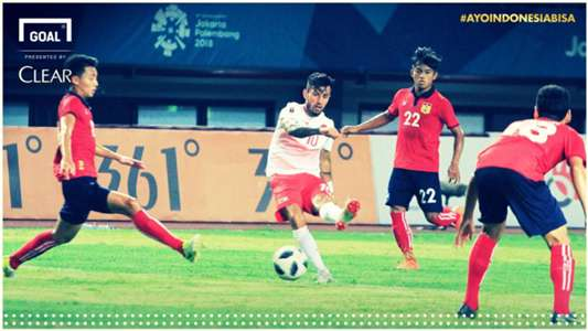 Match Report Laos 0-3 Indonesia