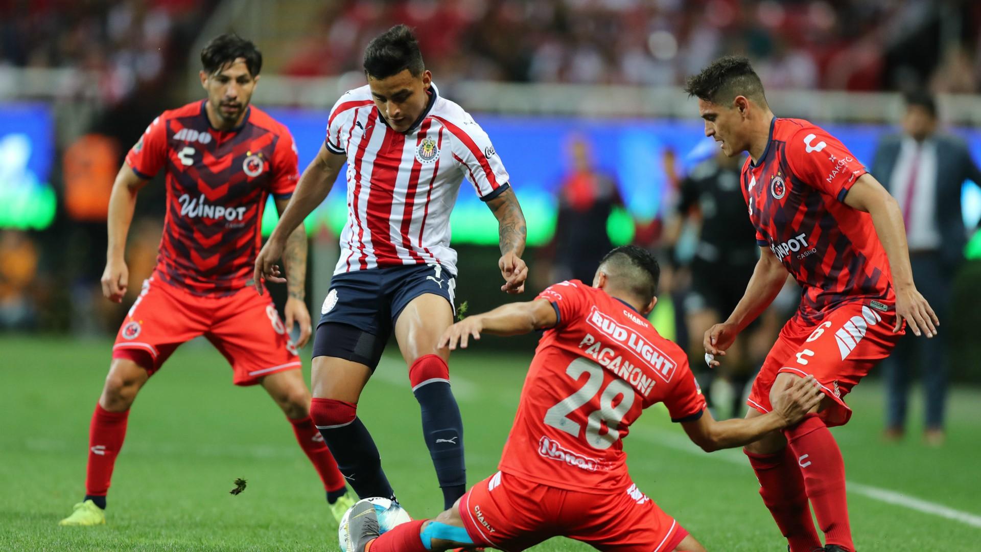 Chivas Veracruz Alexis Vega