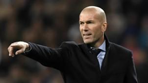 Zinedine Zidane Real Madrid Las Palmas