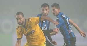 Gonzalo Higuain Atalanta Juventus Coppa Italia