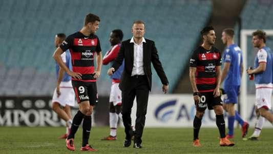 Josep Gombau Western Sydney Wanderers
