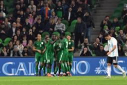 Nigeria Argentina 11/14/17