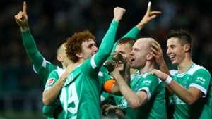 Josh Sargent Werder Bremen Fortuna Dusseldorf