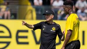 Lucien Favre Borussia Dortmund Zagadou