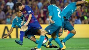 Lionel Messi FC Barcelona Supercopa 13082017