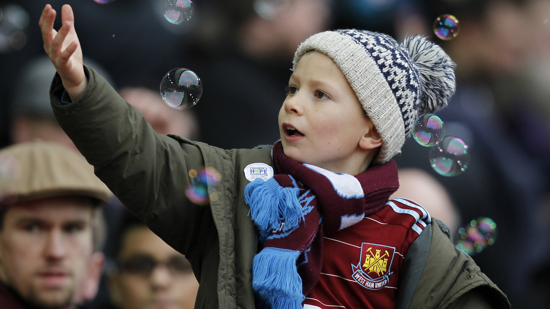 How 'I'm Forever Blowing Bubbles' became a West Ham United