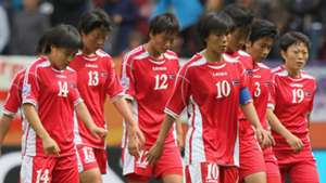 North Korea Women's Team 2011